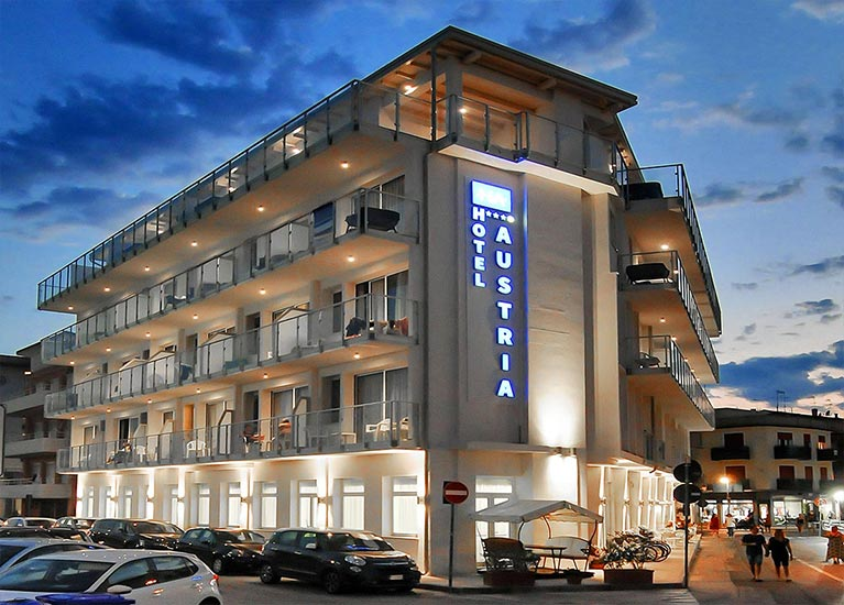Seafront Hotel Caorle